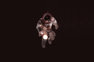 Astronaut Horror