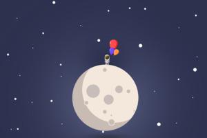 Astronaut Minimalism