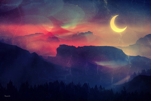 Astronomy Dark Galaxy 4k Wallpaper