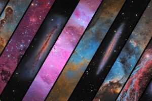 Astrophotos Space Abstract