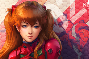 Asuka Langley Future Fanart 4k