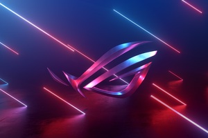 Asus Gamer Rog 4k Wallpaper