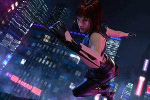 Asus Republic Of Gamers Ninja Art 4k Wallpaper