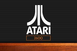 Atari Minimalism Wallpaper