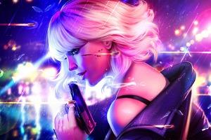 Atomic Blonde Hd Artwork
