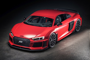 Audi 2017 Abt R8 Wallpaper