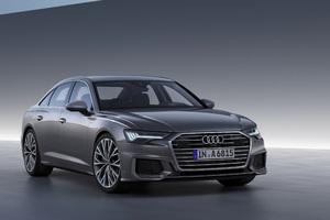 Audi A6 50 TDI Quattro S