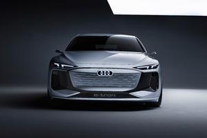 Audi A6 E Tron Concept 2021 8k Wallpaper