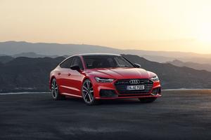 Audi A7 Sportback Wallpaper