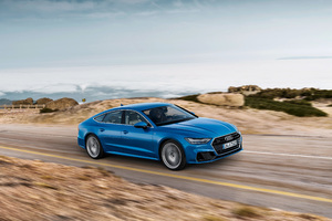 Audi A7 Sportback 4k Wallpaper