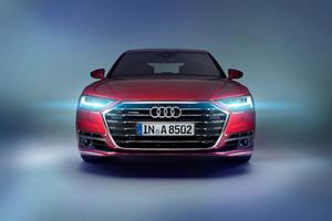 Audi A8 30 Tdi Quattro 4k