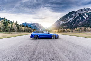 Audi ABT RS 6 Wallpaper