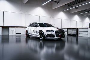 Audi ABT RS Modified