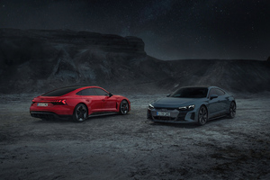 Audi E Tron GT And RS E Tron GT Wallpaper