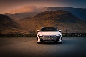 Audi E Tron Gt Quattro 2021 8k Wallpaper
