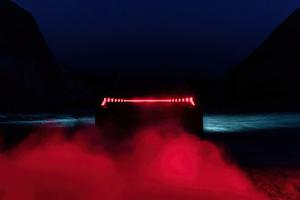 Audi E Tron GT Rear Wallpaper