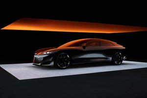 Audi Grandsphere Concept 10k Wallpaper