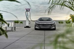 Audi Grandsphere Concept 2021 10k Wallpaper