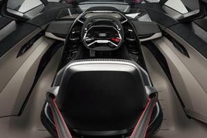 Audi PB 18 E Tron 2018 Interior
