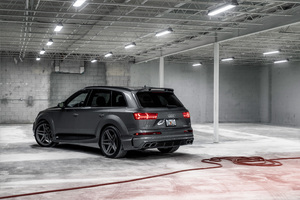 Audi Q7 ABT Vossen 2017 Wallpaper