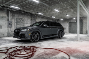 Audi Q7 ABT Vossen Wallpaper