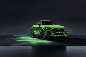 Audi Q8 RS 5k Wallpaper