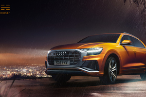 Audi Q8 With Ben Stockley
