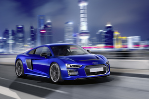 Audi R8 2019 Wallpaper