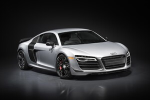 Audi R8 Competition Wallpaper