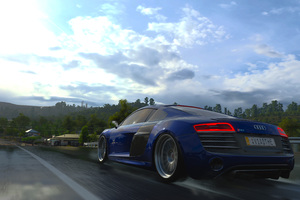 Audi R8 Forza Horizon 3 Wallpaper