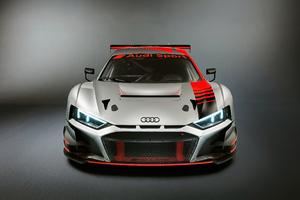 Audi R8 LMS 2019 4k