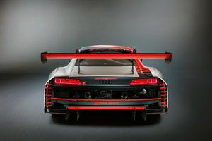 Audi R8 LMS 2019 Rear Wallpaper