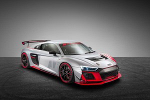 Audi R8 LMS GT4 2019 4k Wallpaper