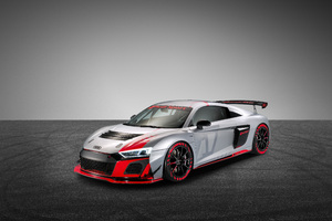 Audi R8 LMS GT4 2019 Wallpaper