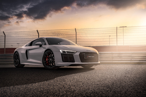 Audi R8 New Wallpaper