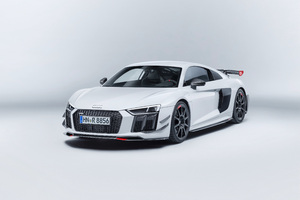 Audi R8 Performance Parts 2017 Wallpaper