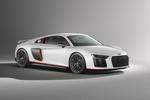 Audi R8 Spyder Car Wallpaper