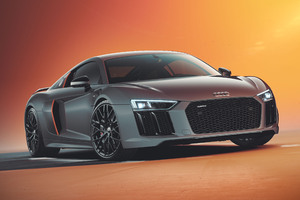 Audi R8 V10 Car Wallpaper
