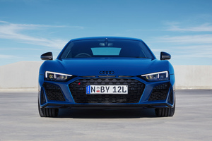 Audi R8 V10 Performance 2020 Wallpaper
