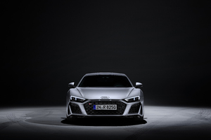 Audi R8 V10 RWD Coupe 2019 Wallpaper