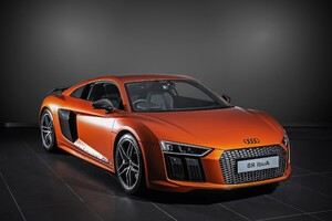 Audi R8 V10 Tuned Custom Wallpaper
