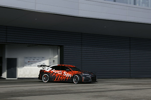 Audi RS 3 LMS 2021 4k Wallpaper