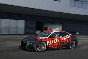 Audi RS 3 LMS 2021 Wallpaper