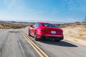 Audi Rs 7 Sporback 5k Wallpaper