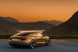 Audi Rs E Tron Gt Wallpaper