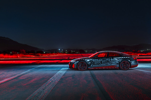 Audi RS E Tron GT Prototype 2020 Wallpaper