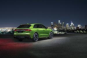 Audi RS Q8 2020 8k