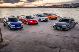Audi Rs2 Rs4 All Editions