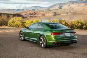 Audi Rs5 Coupe 4k 2018