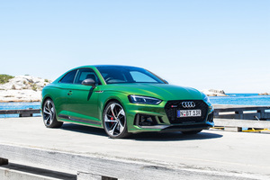 Audi Rs5 Coupe 4k